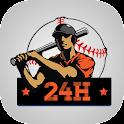 New York (NYM) Baseball 24h icon
