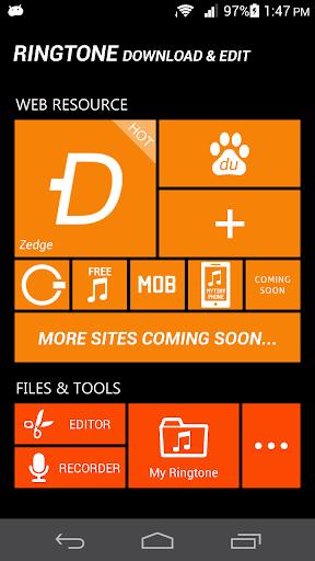 【免費音樂App】Ringtone Downloader & Maker-APP點子