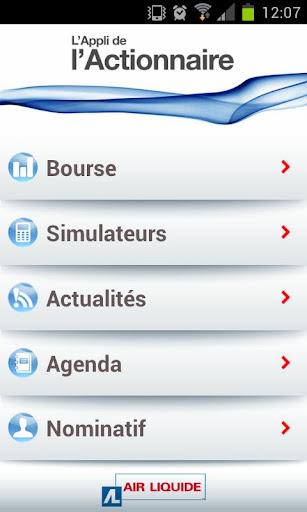 Air Liquide Actionnaire