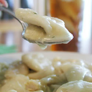 Turkey Dumplings