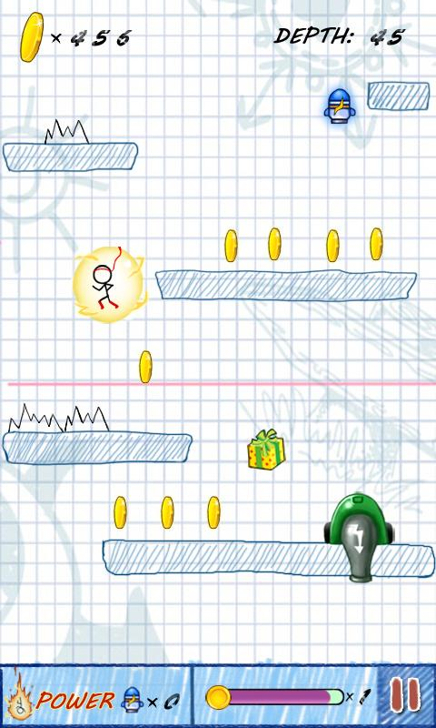 Rush Down - screenshot