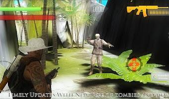 Screenshot of KG zombies ( Island Assault )