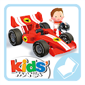 Dan's racing car - Little Boy icon