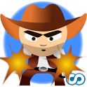 Wild West Sheriff Ads icon