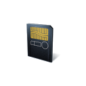 SD Card / Memory Check icon