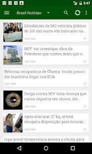 Brasil Notícias - screenshot thumbnail