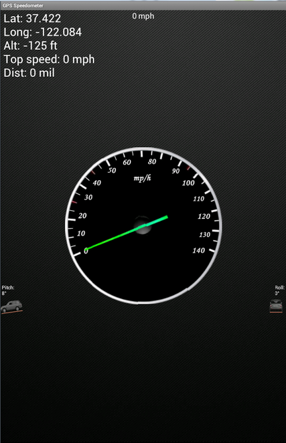 gps speedometer in kph or mph android apps on google play. Black Bedroom Furniture Sets. Home Design Ideas