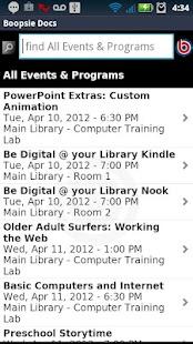 Palatine Library- screenshot thumbnail