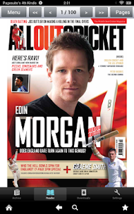 All Out Cricket Magazine- screenshot thumbnail
