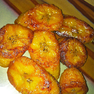 "Oven Baked ""Fried"" Plantains"