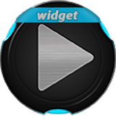 PowerAmp Dark Space Widget