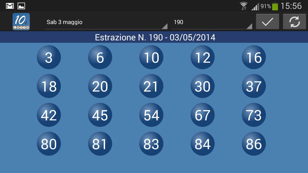 Lottoced 10 e lotto 5 minuti wroc awski informator for Estrazione del 10 e lotto ogni 5 minuti