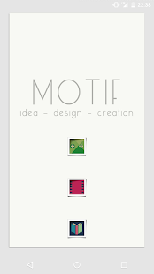 Motif - screenshot thumbnail