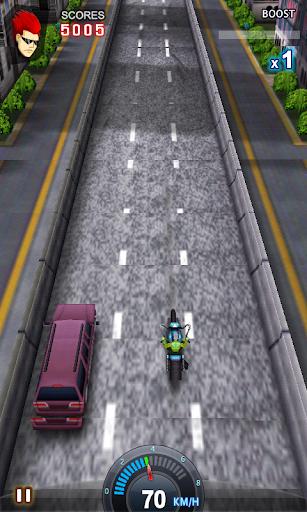 極速競技摩托