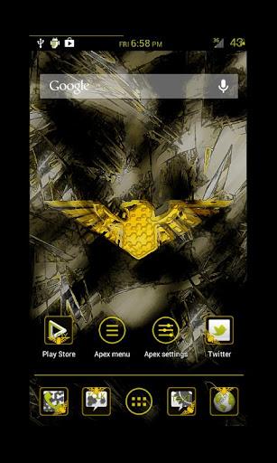 Liberty Yellow Apex Theme