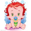 嬰兒常規疫苗接種時程計算 logo