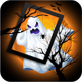Haunted Frames for Halloween