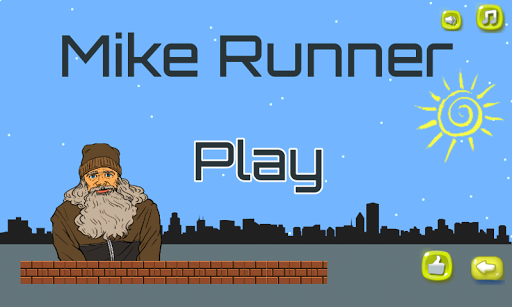 Mike - Homeless Gravity Runner