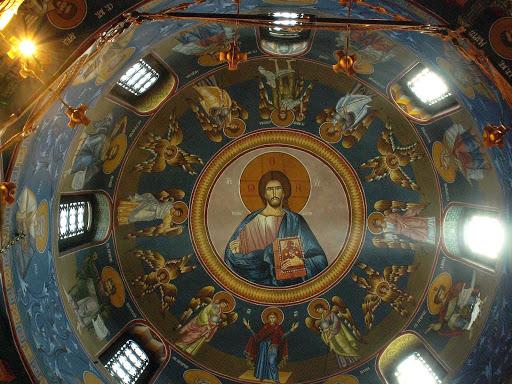 Sveti Sava Church in Belgrade, Serbia.