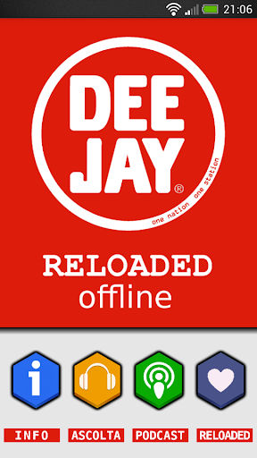 Radio Deejay Reloaded Podcast