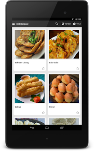 Aneka Resep Gorengan screenshot