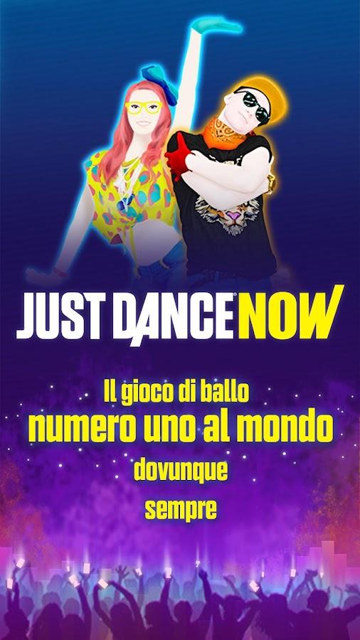I migliori giochi GRATIS per Android 2014: Just Dance Now