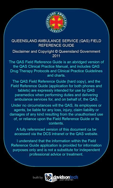 QAS FRG - screenshot