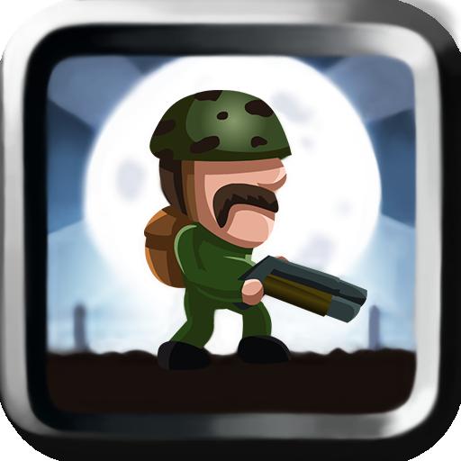外部入侵:街機射擊遊戲 動作 App LOGO-APP試玩