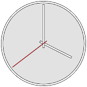 Second Clock