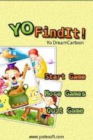 Screenshot of Yo Find It - Dream Cartoon