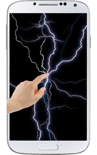 Electric Screen Prank