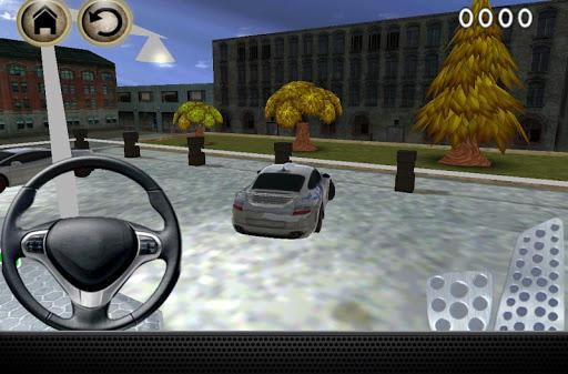 無料赛车游戏Appの近代的な公園にまた車2014 記事Game