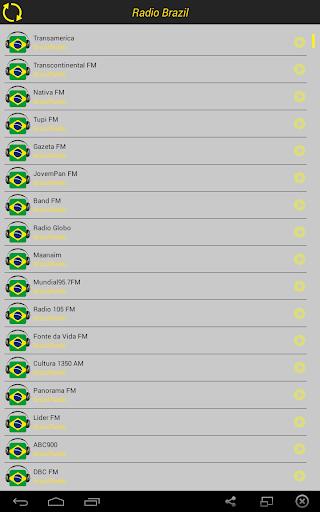 Brazil Radios Live