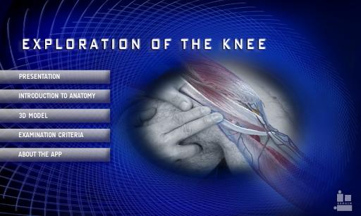 Anatomy Knee screenshot 2
