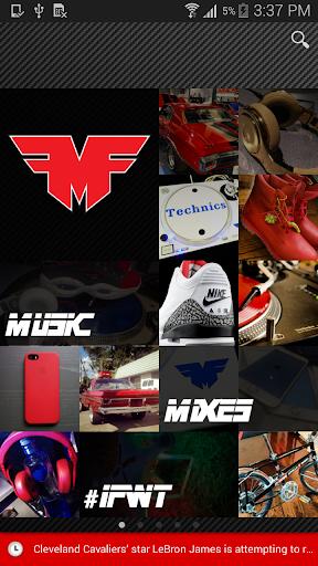 【免費音樂App】DJ Funkmaster Flex-APP點子