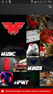 DJ Funkmaster Flex- screenshot thumbnail