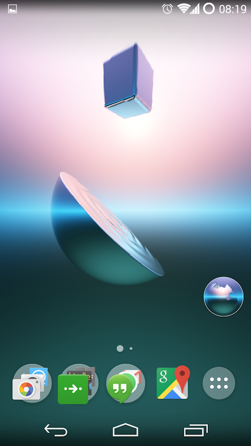 Opus Live Wallpaper Pack- screenshot