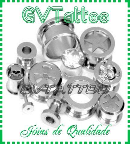 GV Tattoo Piercing Material