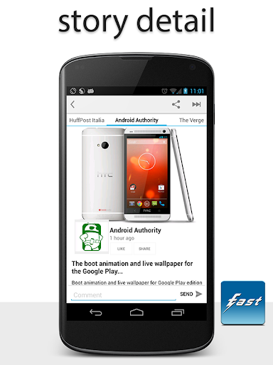 Fast Pro for Facebook v2.0 APK