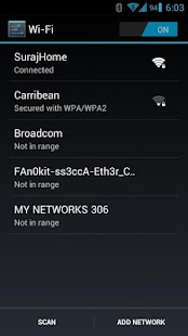 WiFi Connection Fixer *ROOT*- screenshot thumbnail