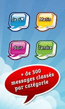 Messages d'Amour et Citations screenshot thumbnail