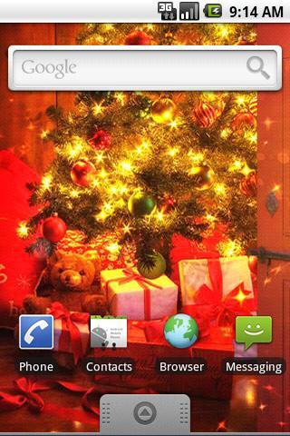 Live Wallpaper Christmas Free