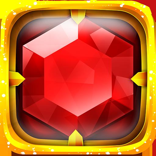 解谜のダイヤモンドゲームジュエリー LOGO-記事Game