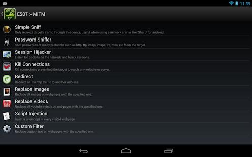 dsploit tool android