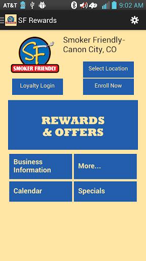 SF Rewards