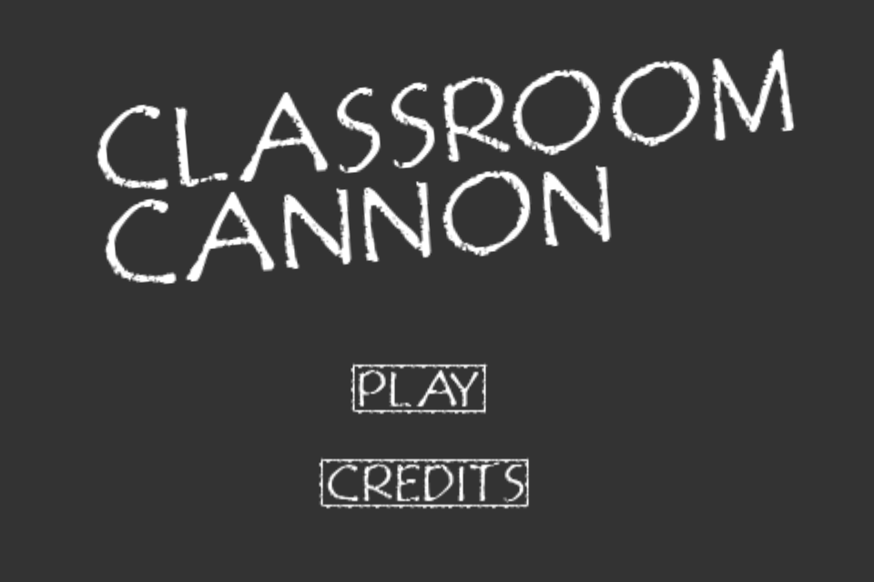 ClassRoom Cannon - screenshot