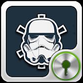 GO Locker Stormtrooper Theme
