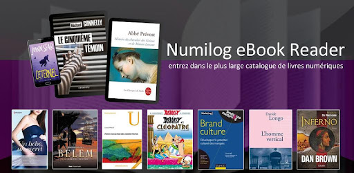 numilog ebook reader