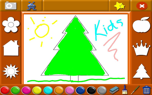 Coloring Games Preschool