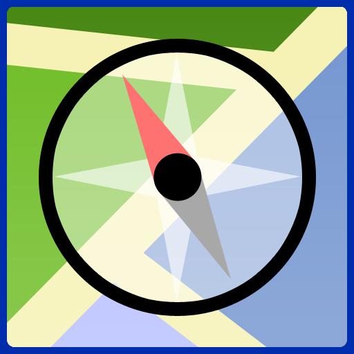 地図とコンパス 旅遊 App LOGO-APP試玩
